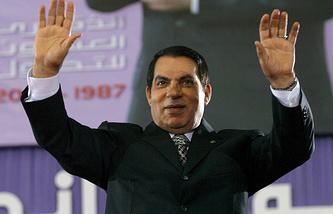 Зин аль Абидин Бен Али. 2007 год
