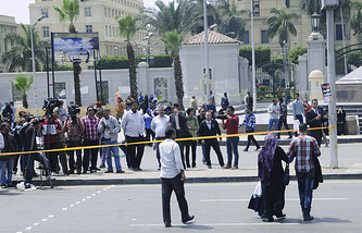 Теракт в Каире