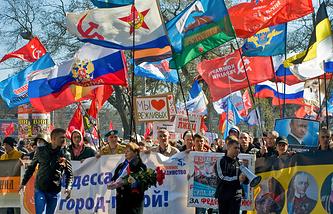 Одесса, 30 марта 2014 года