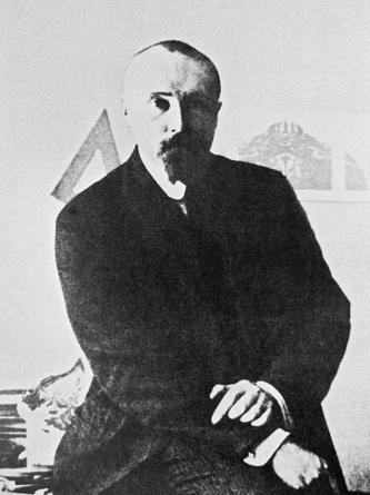 Русский живописец Николай Рерих