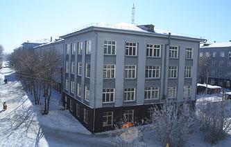 Национальный Исследовательский Иркутский государственный технический университет
