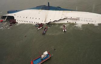 AP Photo/South Korea Coast Guard via Yonhap