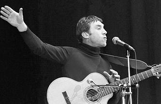 Владимир Высоцкий в Ярославле, 1979 год