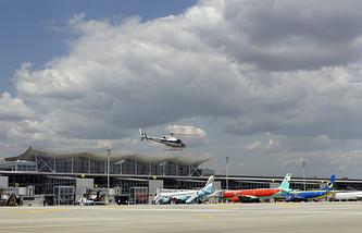 Киевский аэропорт Борисполь
