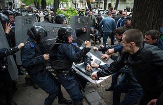 Одесса. 4 мая 2014года