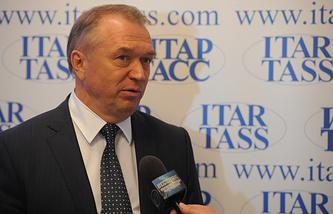 Президент ТПП Сергей Катырин