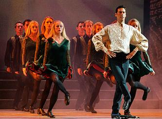 """Ирландское танцевальное шоу """"Riverdance"""""""