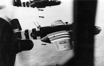 Нормандия, 1944 год.