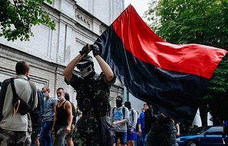 """Активисты """"Правого сектора"""""""