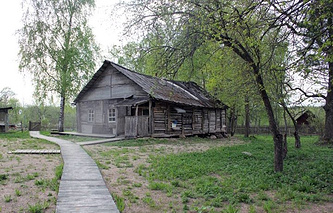 "Березино, ""Дом Довлатова"", 2012 год."