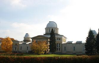 Главная астрономическая обсерватория РАН, Пулково.