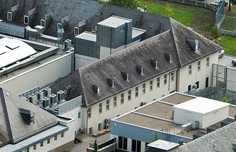 Здание консульства США во Франкфурте