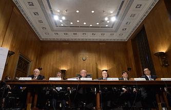 Комитет сената по иностранным делам