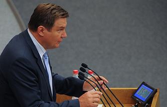 Председатель Комитета Госдумы по физической культуре Игорь Ананских