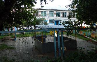 Детский сад №46 в Томске