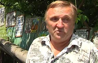 Сергей Сотов