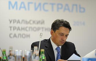 Генеральный директор УВЗ Олег Сиенко