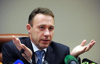 Полномочный представитель президента РФ в Уральском федеральном округе Игорь Холманских