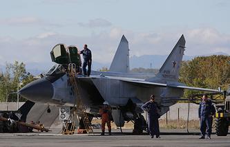 """Российские военные учения """"Восток-2014"""""""