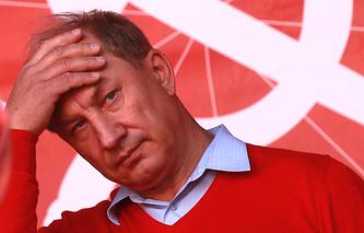 Первый секретарь московского городского комитета КПРФ Валерий Рашкин