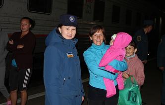 Переселенцы с Украины в Бурятии