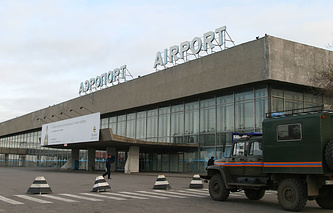 Аэропорт Волгограда