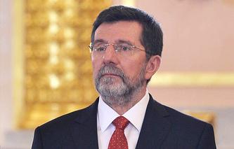 Посол Сербии в РФ Славенко Терзич
