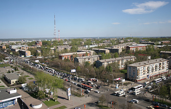 Город Кемерово. Архив