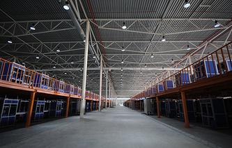 """: Завод по производству литиево-ионных батарей """"Лиотех"""" в Новосибирске. Архив"""