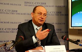 Экс-министр образования Омской области Сергей Алексеев
