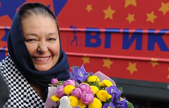 Актриса Наталья Бондарчук