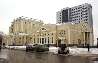 """Новосибирский театр """"Красный факел"""""""