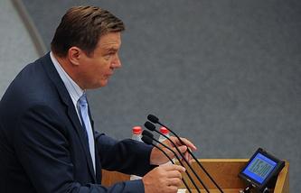 Председатель комитета Государственной думы РФ по физической культуре и спорту Игорь Ананских