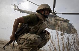 Военнослужащий армии Пакистана