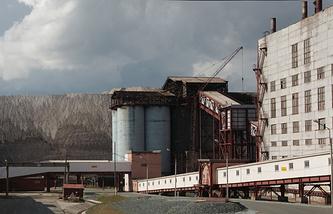 Соликамское калийное рудоуправление СКРУ-2