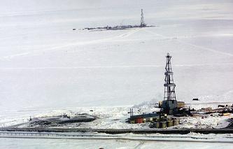 Нефтепромысел в НАО
