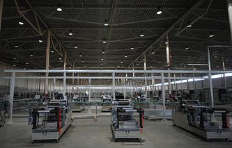 """Завод по производству литиево-ионных батарей """"Лиотех"""". Архив"""