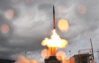 Американская система противоракетной обороны THAAD