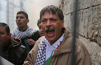 Зияд Абу Айн. Ноябрь 2014 года
