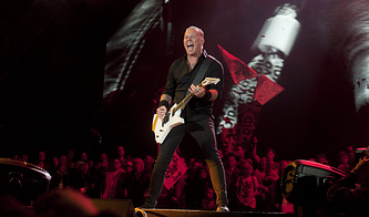 Джеймс Хетфилд вокалист группы Metallica