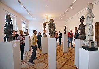 Выставочный зал Государственного музея городской скульптуры