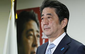 Синдзо Абэ переизбран на пост премьер-министра Японии