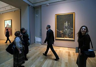 Выставка Фрэнсиса Бекона