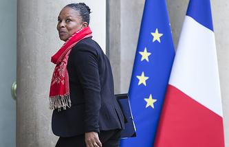 Министр юстиции Франции Кристиан Тобира