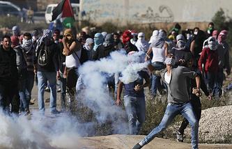 Ситуация в Палестине, архивное фото, 2014 год