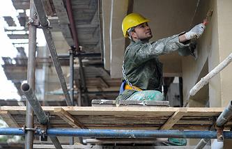 Фасадные работы в рамках капитального ремонта
