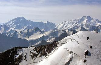 Горы в Алтае