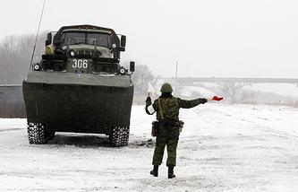 Учения в Ростовской области