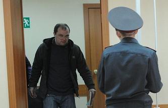 Экс-мэр Бердска Илья Потапов