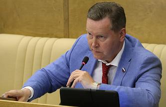 Член комитета по транспорту Госдумы РФ Олег Нилов